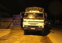 Xe tải bỏ chạy sau khi tông một chị làm phụ hồ ở Củ Chi