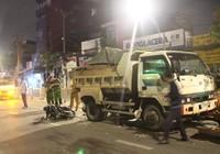 Đậu xe không cảnh báo ở Gò Vấp làm chết người đi đường