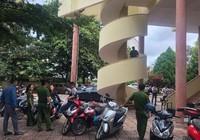 Một thanh niên chết ở cầu thang Trung tâm văn hóa tỉnh Đắk Lắk