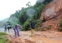 Quảng Ninh: Nhiều nơi tại Bình Liêu sạt lở do mưa lũ