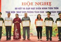 Bình Phước: Xây dựng bộ đội biên phòng vững mạnh toàn diện