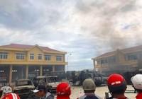 Chiếc xe chữa cháy mồ côi ở Phan Rí Cửa