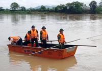 Vẫn chưa tìm thấy 2 vợ chồng mất tích trên sông Lam