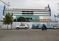 Bệnh viện gần sân bay xây cao quá 4 m, bị phạt 40 triệu đồng