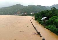 Lũ dữ gây thiệt hại nặng nề ở Nghệ An