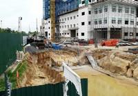 Mở thông lại đường bị đóng để xây bệnh viện