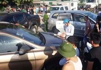 Ô tô tông, 2 bên rút súng bắn khiến 1 người bị thương