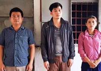 Nhân viên tập đoàn 'dao lam' dụ trưng bày hàng để lừa đảo