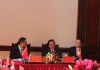 Chánh án Tòa án Tối cao Trung Quốc thăm TAND TP.HCM