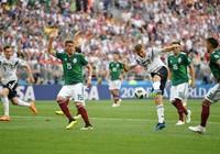 Đức – Mexico (0-1): Muối mặt nhà đương kim vô địch!