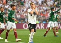 Cầu thủ Đức sốc nặng sau trận thua đau Mexico