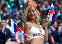 Hotgirl World Cup của Nga là một ngôi sao phim khiêu dâm