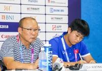 Tuyên bố cứng của HLV Park Hang-seo khi đối đầu Nepal