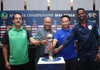 Tuyển Việt Nam cảnh giác với bóng đá Ấn Độ