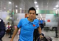 Thầy trò Park Hang-seo đã đến Myanmar chuẩn bị quyết đấu