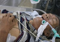Tìm người thân cho bệnh nhân ngưng thở ở BV Thủ Đức