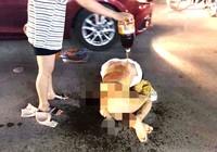 Khởi tố vụ án cô gái bị lột đồ, nghi đánh ghen