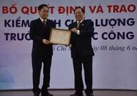 STU nhận giấy chứng nhận kiểm định chất lượng giáo dục