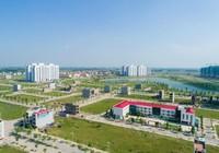 Hồ điều hòa - Lá phổi xanh trong lòng KĐT Thanh Hà