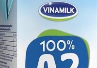 Vinamilk tiên phong sản xuất sữa tươi A2 tại Việt Nam