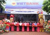 Vietbank khai trương trụ sở mới: PGD Láng Hạ