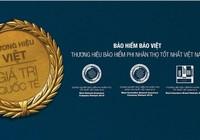 Bảo hiểm Bảo Việt đạt doanh thu 4.500 tỉ đồng