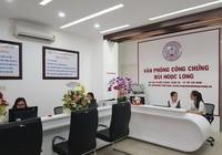 Khai trương Văn phòng công chứng Bùi Ngọc Long, quận 10