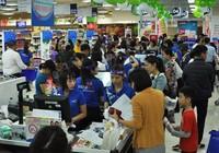 Co.opmart Việt Trì thu hút đông khách nhờ khuyến mãi khủng