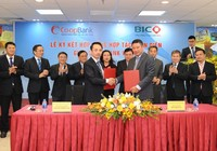 BIC và Co.opBank ký kết hợp đồng hợp tác toàn diện