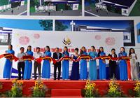 Hậu Giang: Khánh thành Nhà máy mỹ phẩm Ngân Anh Bảo Xinh
