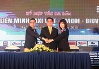 BIDV: Cung cấp giải pháp thanh toán công nghệ điều taxi online