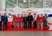 VietJet khai trương đường bay TP.HCM đến Osaka