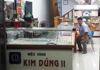Cướp tiệm vàng lại xảy ra ở thị xã Điện Bàn, Quảng Nam