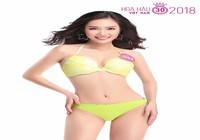 Ngắm 30 người đẹp Hoa hậu VN 2018 nóng bỏng trong bikini