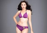 Thùy Tiên khoe đường cong trước ngày thi Miss International