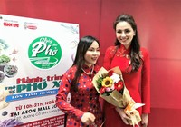 Hoa hậu Diễm Hương nhớ cha trong Ngày của Phở