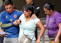 Dẫm đạp vì hơi cay ở hộp đêm, 17 thanh thiếu niên chết