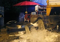Đội bóng Thái Lan mắc kẹt trong hang đang sắp cạn kiệt oxy 9