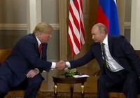 Thượng đỉnh bắt đầu, hai ông Trump-Putin gặp song phương