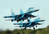 Nga chuẩn bị đưa Su-27, Su-30 đến Crimea