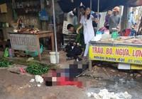Cô gái bán đậu phụ bị bắn tử vong giữa chợ