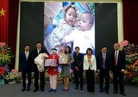 BV tỉnh đón em bé thứ 100 thụ tinh trong ống nghiệm ra đời