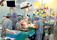 Ghép tạng cho trẻ em đang bị 'bỏ quên'