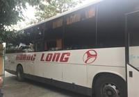 CSGT Quảng Nam bắt giữ xe khách Hải Phòng chở hàng lậu