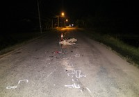 Truy tìm tài xế xe tải va chạm làm 1 người chết ở QL53