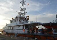 Tàu cá bị chìm, ba thuyền viên mất tích