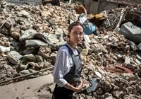 Angelina Jolie thăm Iraq: 'Bạn có thể ngửi thấy mùi xác chết'