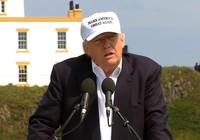 Ông Trump gọi EU là kẻ thù của nước Mỹ