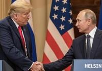 Ông Putin: 'Tôi muốn ông Trump chiến thắng'