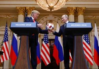 Ông Trump: Cuộc gặp với ông Putin còn tốt hơn thượng đỉnh NATO